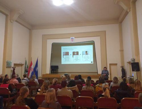 Održano predavanje prof.dr.sc. Vesne Bilić DIGITALNO DOBA: TKO ODGAJA DJECU: RODITELJI , ŠKOLA ILI MEDIJI?