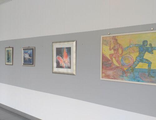 """Izložba odabranih slika iz arhiva POU pod nazivom """"Ljetni motivi"""""""